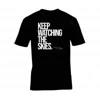 "Unisex ""Keep Watching The Skies"" T-Shirt"
